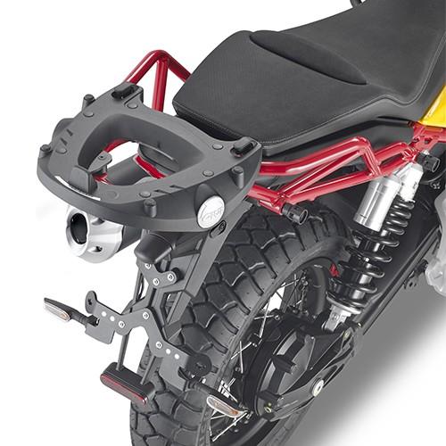 Top case carrier for Moto Guzzi V85 TT (Bj.19-) Original Givi