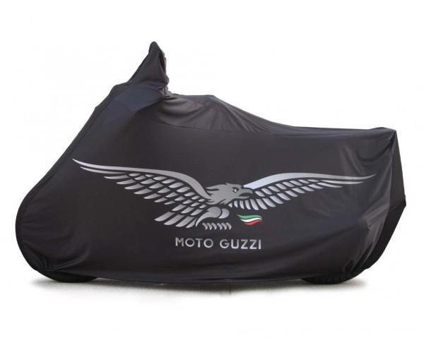 Original folding garage V7 Aquila, black for Moto Guzzi V7 I + II, V7 III / V7 850
