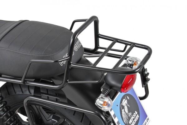 Tube luggage rack topcase rack black for V 7 II Classic (Bj.15-) original Hepco & Becker