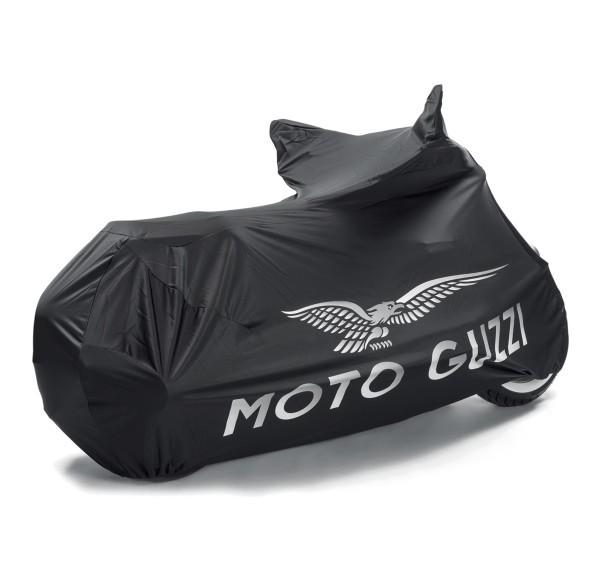 Original folding garage Eagle, black for Moto Guzzi Eldorado