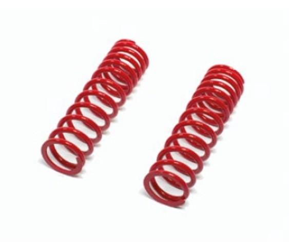 Original shock absorber spring, red for Moto Guzzi V7 III