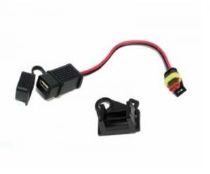 Original USB port for Moto Guzzi Audace / California / Eldorado