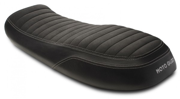 "Seat ""Milano"" black for Moto Guzzi V7 III"
