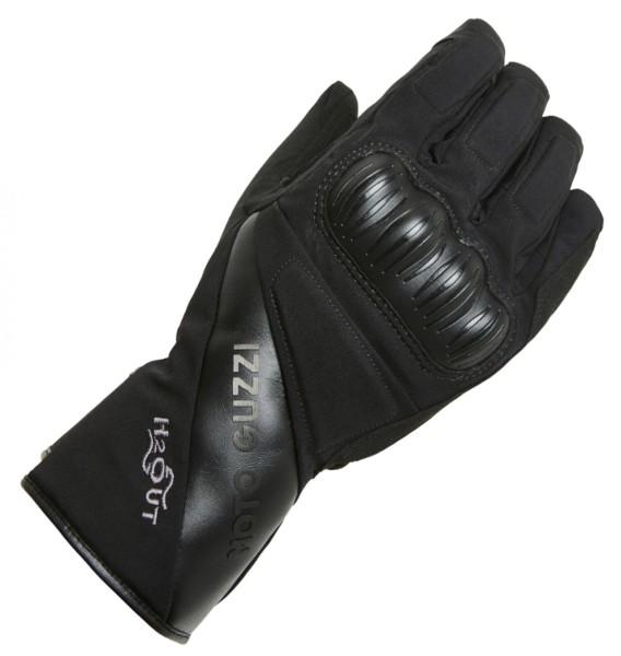 Moto Guzzi winter gloves made of nylon