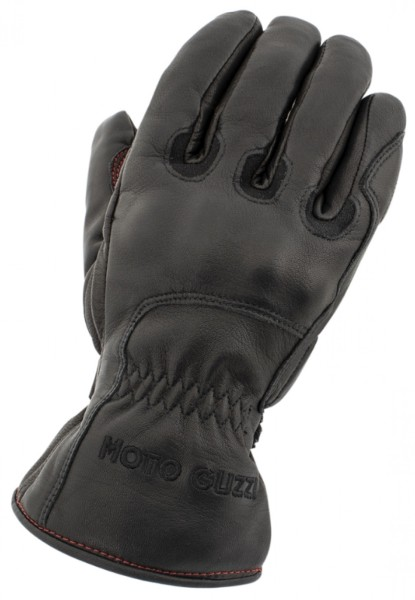 Moto Guzzi winter gloves made of leather