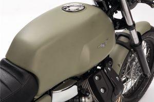 Original fairing set, Legend, green for Moto Guzzi V7 I + II