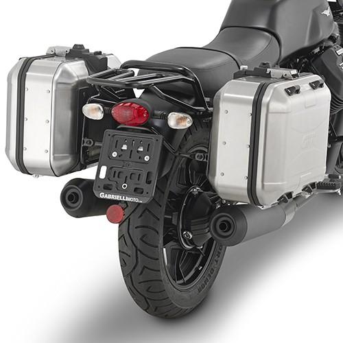 Sidecarrier for Moto Guzzi V7 III Special (Bj.17-) Original Givi