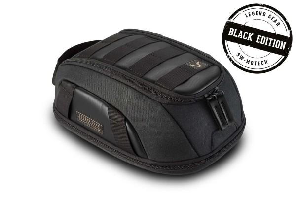 Tank bag LT1 Black Edition Moto Guzzi V7 II / III (16-19), LH / KP Legend Gear SW Motech