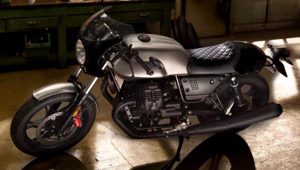 Moto Guzzi Raw Kit for V7 III