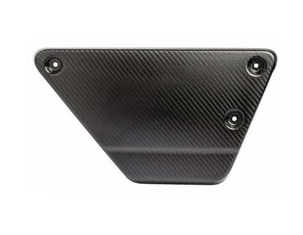 Carbon side cover right Moto Guzzi V7 III