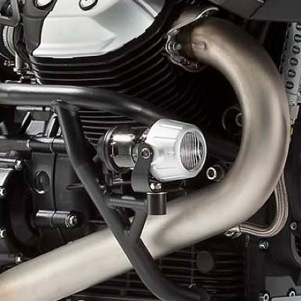 Moto Guzzi Stelvio fog light set