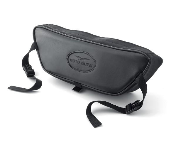 Original handlebar bag, black for Moto Guzzi Eldorado / California