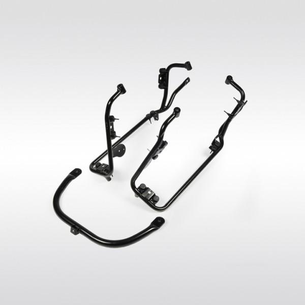 Moto Guzzi California mounting bracket for leather cases