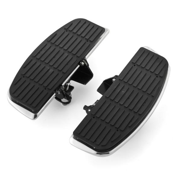 Original footrest set for Moto Guzzi Eldorado / California