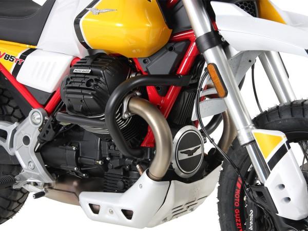 Engine protection bar black for V85 TT (Bj.19-) original Hepco & Becker