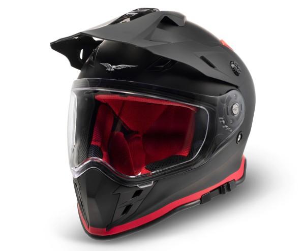 Moto Guzzi Adventure Touring Helmet V85TT black