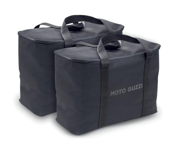 Original inner bags for aluminum side cases Moto Guzzi V85 TT