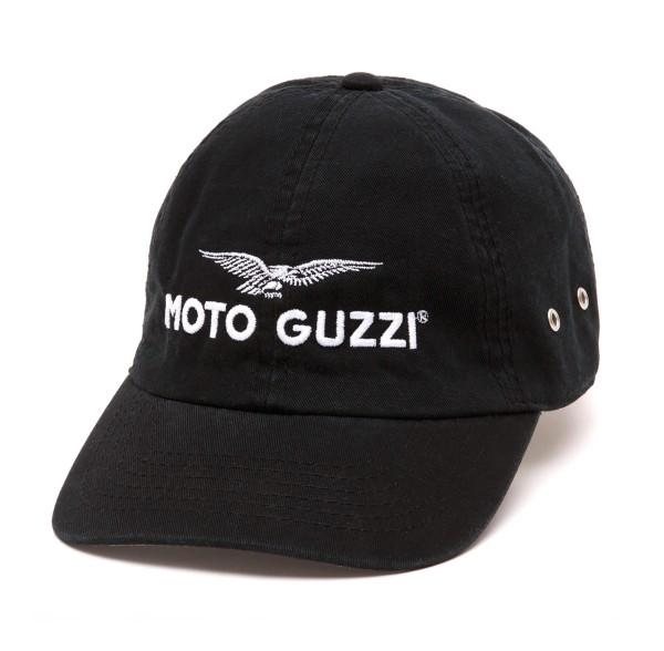Moto Guzzi Base Cap THE CLAN black
