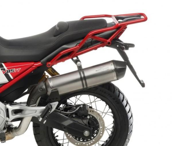Silencer slip-on ARROW for Moto Guzzi V85 TT