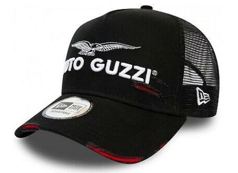 Moto Guzzi Base Cap Trucker black