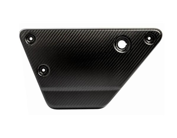Carbon side cover left Moto Guzzi V7 III