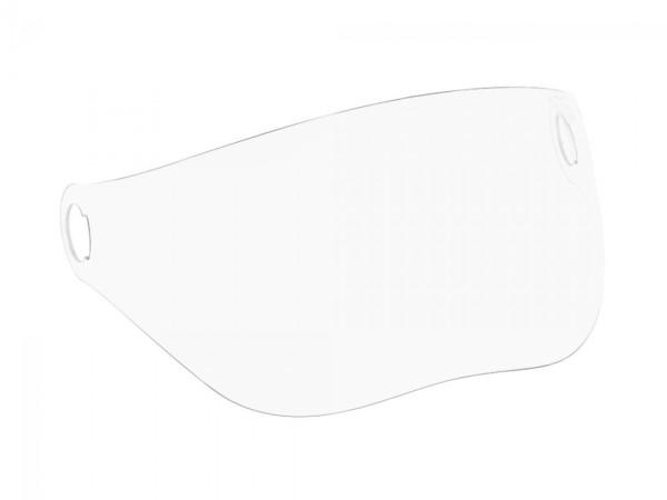 Clear visor for V-Stripes, Visor 3.0 and Moto Guzzi helmet