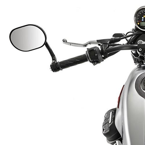 Handlebar end mirror, left - Moto Guzzi V7 III Stone S (2020)
