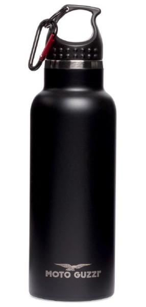 Moto Guzzi bottle aluminum black