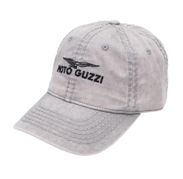 Moto Guzzi Base Cap kids gray