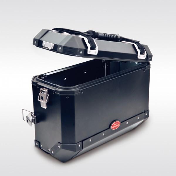Moto Guzzi Stelvio grab handle set (2 pieces) for aluminum cases